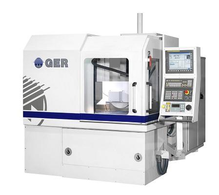 Foto de Rectificadora de superficies planas CNC con plato rotativo