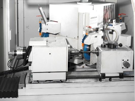 Foto de Rectificadora universal CNC