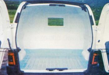 Foto de Aislamientos de furgonetas