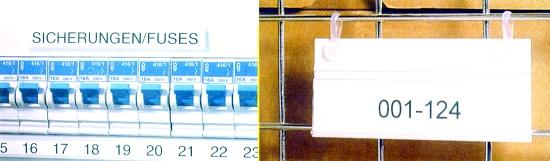 Foto de Placas de identificación