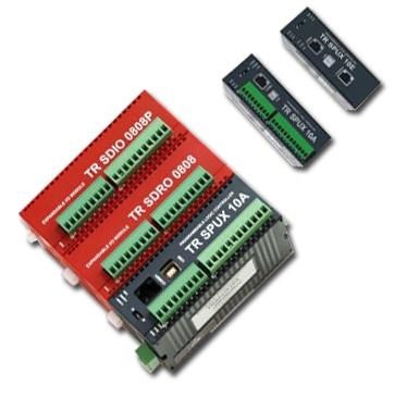 Foto de PLC (Controlador lógico programable)