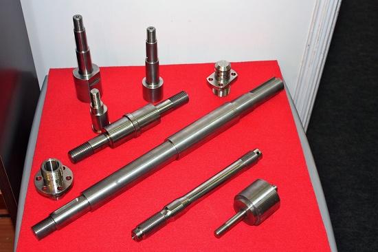 Foto de Componentes para bombas hidráulicas