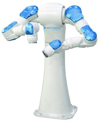 Foto de Robot de doble brazo