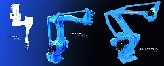 Foto de Robots para picking y packaging