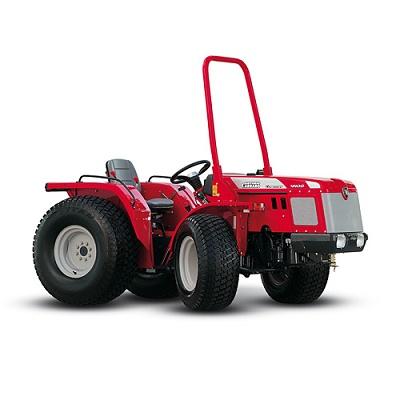 Foto de Tractor supercompacto