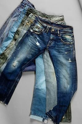 Foto de Tecnología para el teñido de jeans
