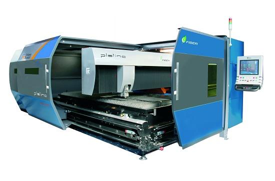 Foto de Máquina de corte por láser de fibra