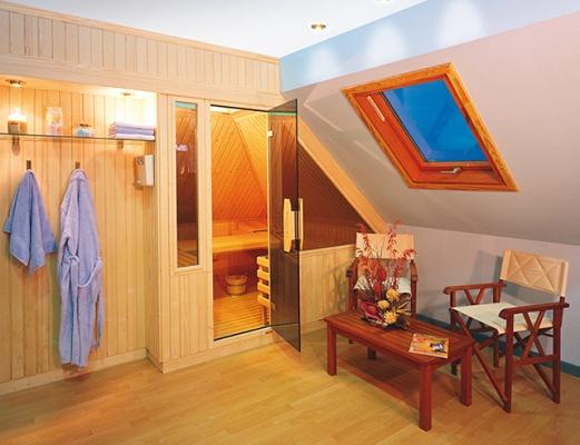 Foto de Saunas para instalaciones privadas