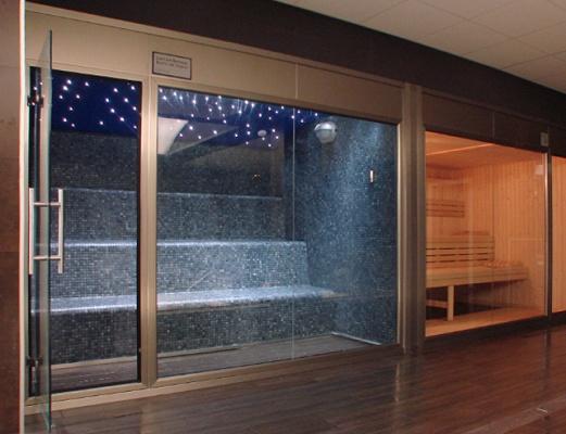 Cabinas De Baño Sauna:Baños de vapor Inbeca – Piscinas, spas y saunas – Baños de vapor