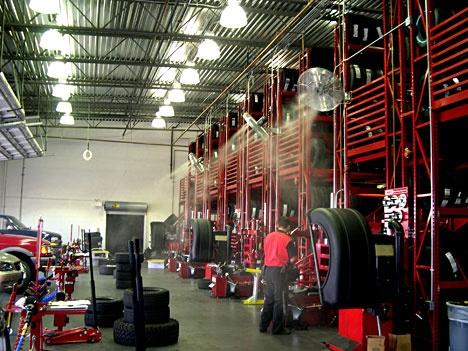 Foto de Refrigeración industrial