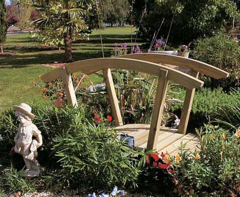 Foto de Puente de madera