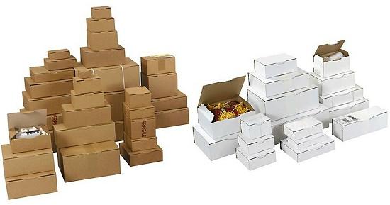 Foto de Cajas para envíos postales