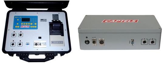 Foto de Equipo electrónico para control de básculas portátiles