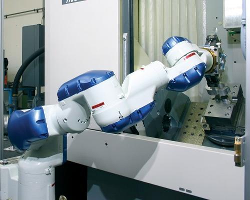 Foto de Robot de siete ejes