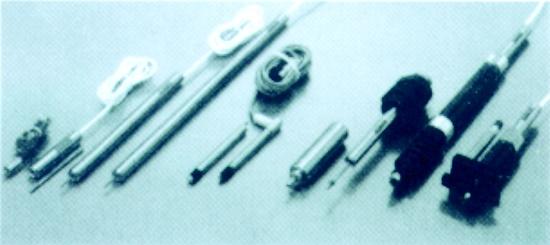 Foto de Transductores de desplazamiento