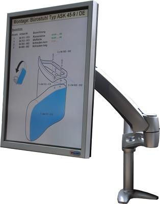 Foto de Sistema inteligente de información para la producción