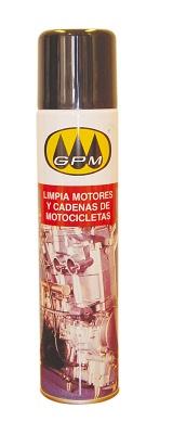 Foto de Limpiamotores y cadena de bicicleta