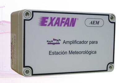 Foto de Amplificador para estación meteorológica