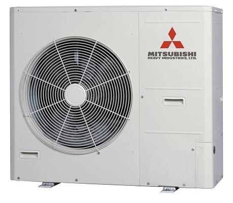 Foto de Sistema de climatización de caudal variable de refrigerante