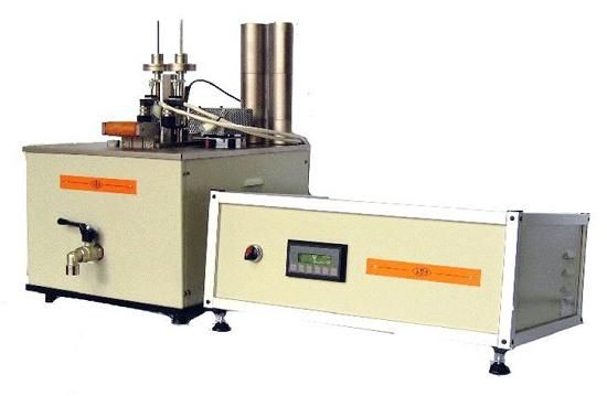 Foto de Aparato para temperatura Vicat y flexión en materiales plásticos