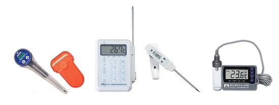 Foto de Nueva línea de termómetros