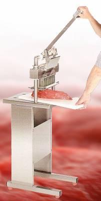 Foto de Ablandadoras-Tenderizadoras de carne manuales y automáticas