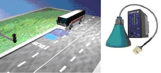 Foto de Sistema de prioridad de tránsito