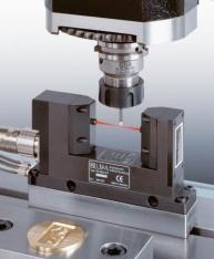 Foto de Sistema de ajuste de herramienta sin contacto