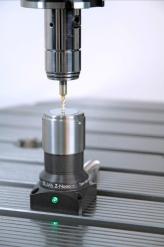 Foto de Sistema de medición de herramientas táctil