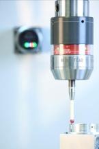 Foto de Sistema de medición de piezas