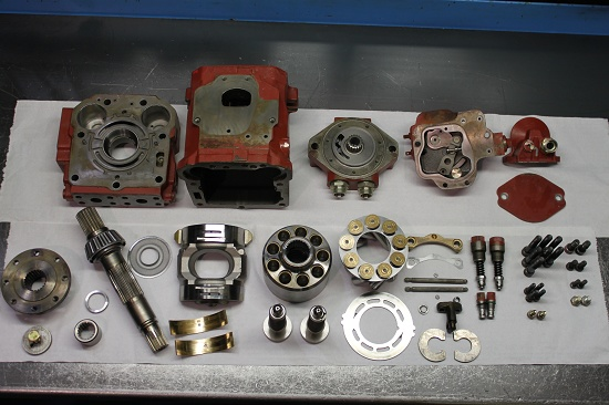 Foto de Servicio de reparación y venta de equipos hidrostáticos