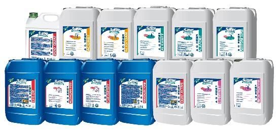 Foto de Productos y sistemas de limpieza