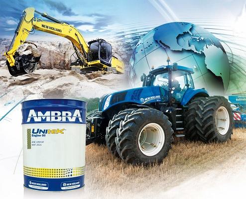 Foto de Lubricante para maquinaria agrícola