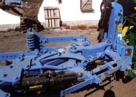 Foto de Sistema de ajuste para arado