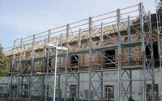 Estabilizador de fachada brio st materiales para la - Materiales de construccion para fachadas ...