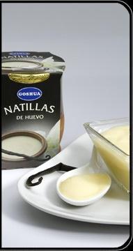 Foto de Natillas de huevo