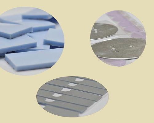 Foto de Materiales de interfaz térmica