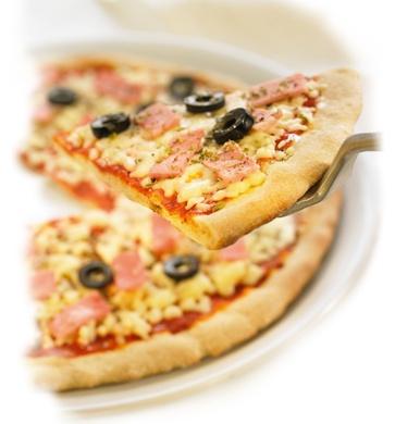 Foto de Pizza prosciutto