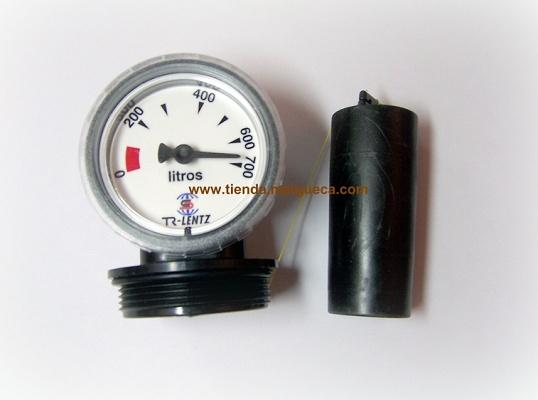 Foto de Reloj de medición para depósito