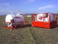 Foto de Instalaciones para almacenamiento de combustible