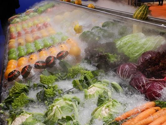 Foto de Humidificación de productos frescos