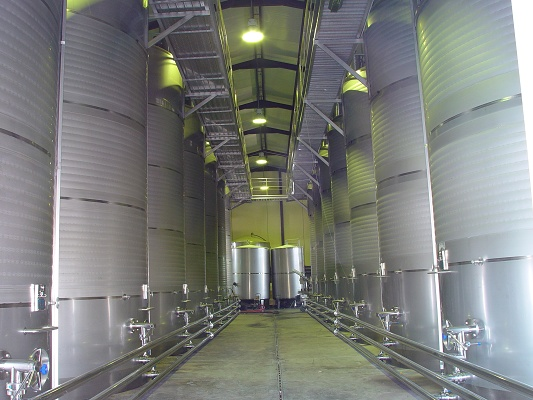 Foto de Depósitos para vino