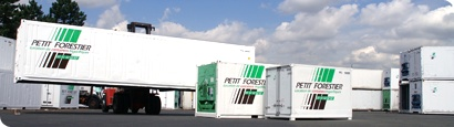 Foto de Alquiler de contenedores frigoríficos