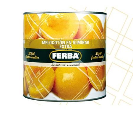 Foto de Frutas en almíbar