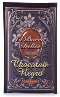 Foto de Chocolate negro