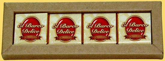 Foto de Napolitanas de chocolate con leche