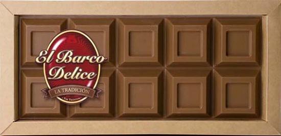 Foto de Chocolate con leche extrafino