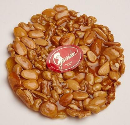 Foto de Tortas de nueces, cacahuete y almendra