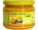 Foto de Salsa de queso cheddar