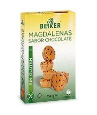 Foto de Magdalenas de chocolate